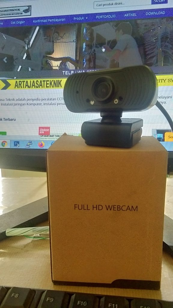 webcam murah berkualitas